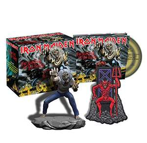 Coffret CD collector Iron Maiden - The number of the beast (remasterisé)