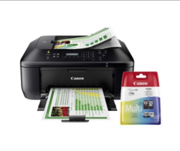 Imprimante jet d'encre multifonction couleur Canon Pixma CA-MX475 - Wi-Fi