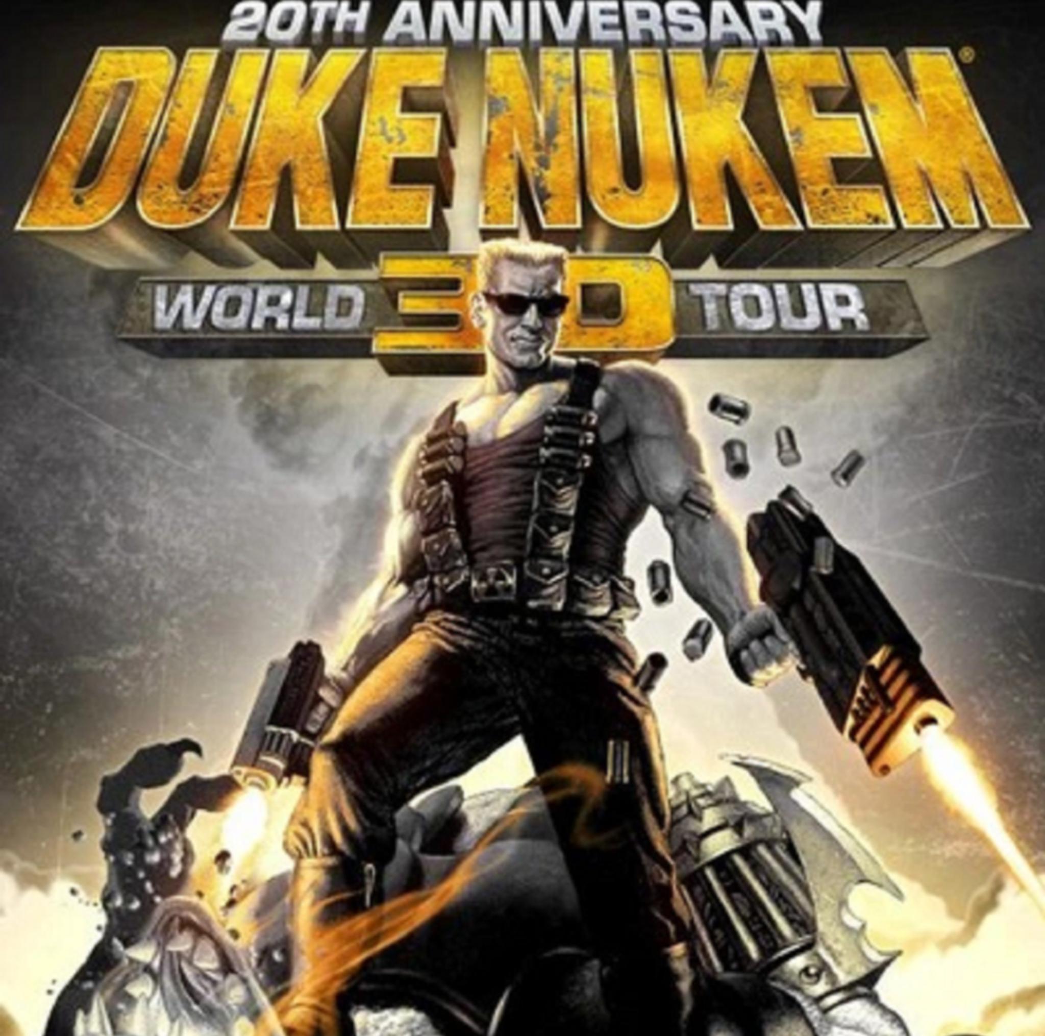 Jeu Duke Nukem 3D: 20th Anniversary World Tour sur Nintendo Switch (Dématérialisé)