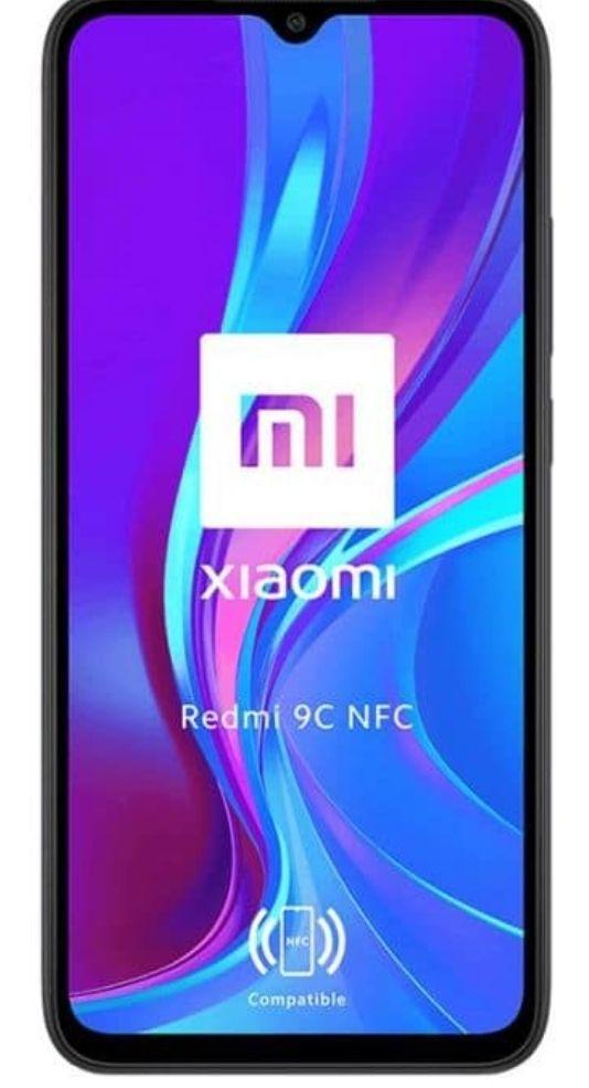 """Smartphone 6.5"""" Xiaomi Redmi 9C - NFC, 4G, 2 Go RAM, 32 Go"""
