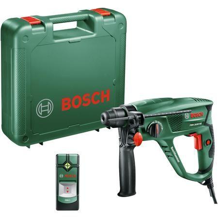 Marteau perforateur Bosch PBH 2600 RE + Détecteur numérique Bosch PMD 7 (getgoods.com)
