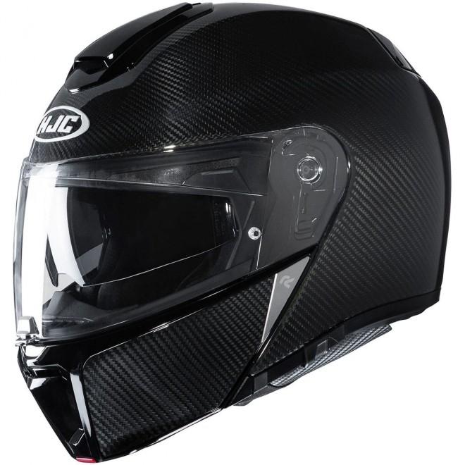 Casque de moto HJC RPHA 90S Carbon Uni - noir (du S au XL)