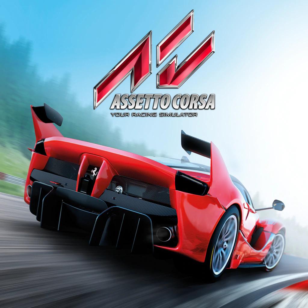 Assetto Corsa sur PS4 / PS5 (dématérialisé)