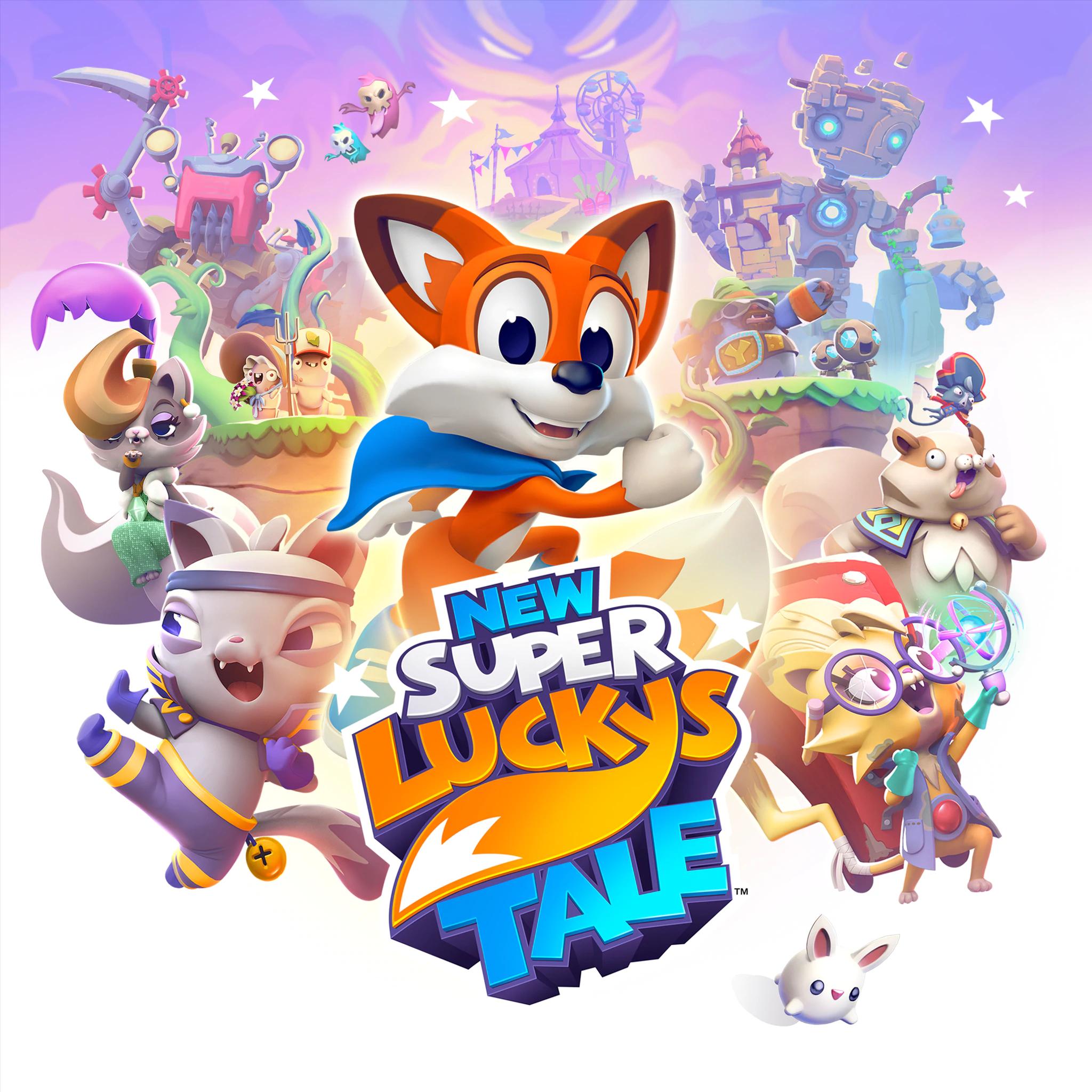 New Super Lucky's Tale sur PS4 (dématérialisé, Store Turque)
