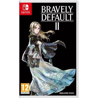 [Pré-commande] Bravely Default II sur Switch + poster (+ 10€ sur le compte-fidélité pour les adhérents)