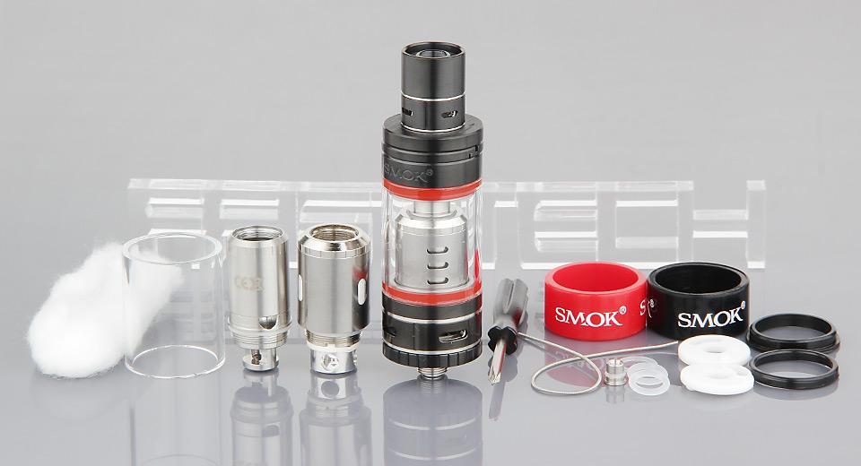 Atomiseur Smok TFV4 Mini - 3.5Ml, Diamètre 22mm