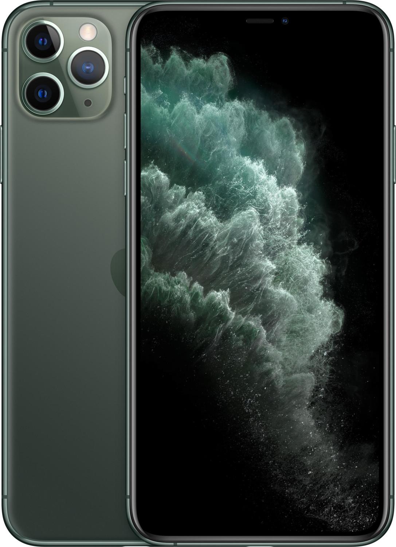"Smartphone 6.5"" Apple iPhone 11 Pro Max - Retina, A13, 4 Go de RAM, 64 Go, différents coloris (frontaliers Allemagne)"