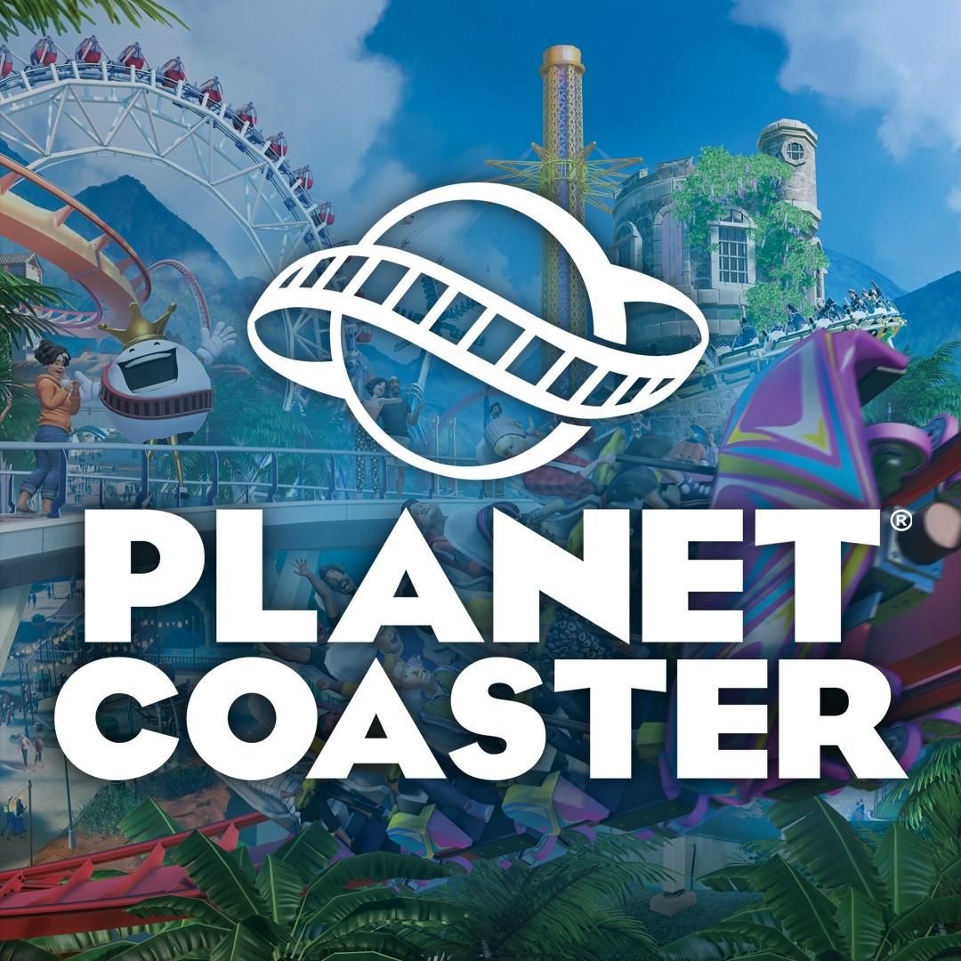 Planet Coaster sur MAC et PC (dématérialisé)