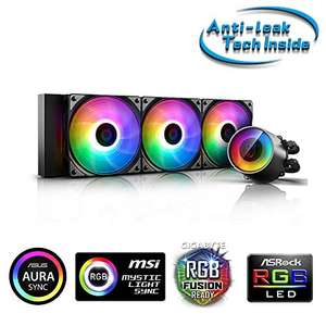 Kit Watercooling AIO Deepcool Castle 360 RGB V2