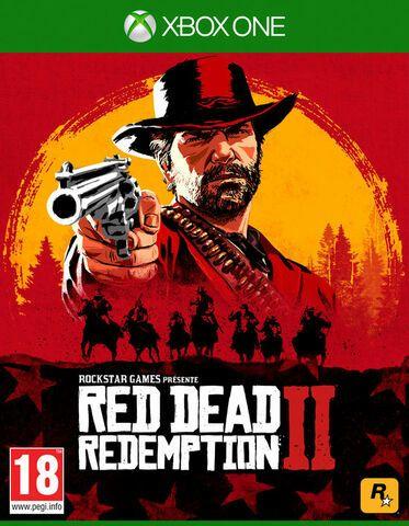 Jeu Red Dead Redemption 2 sur Xbox One