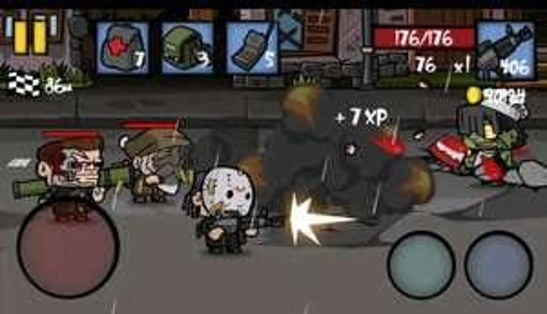 Jeu Zombie Age 2 & Zombie Age 3 Premium: Survive in the City of Dead gratuit sur Android