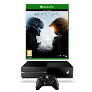 [Cdiscount à Volonté] Console Microsoft Xbox One 500 Go Reconditionnée + Halo 5 Guardians