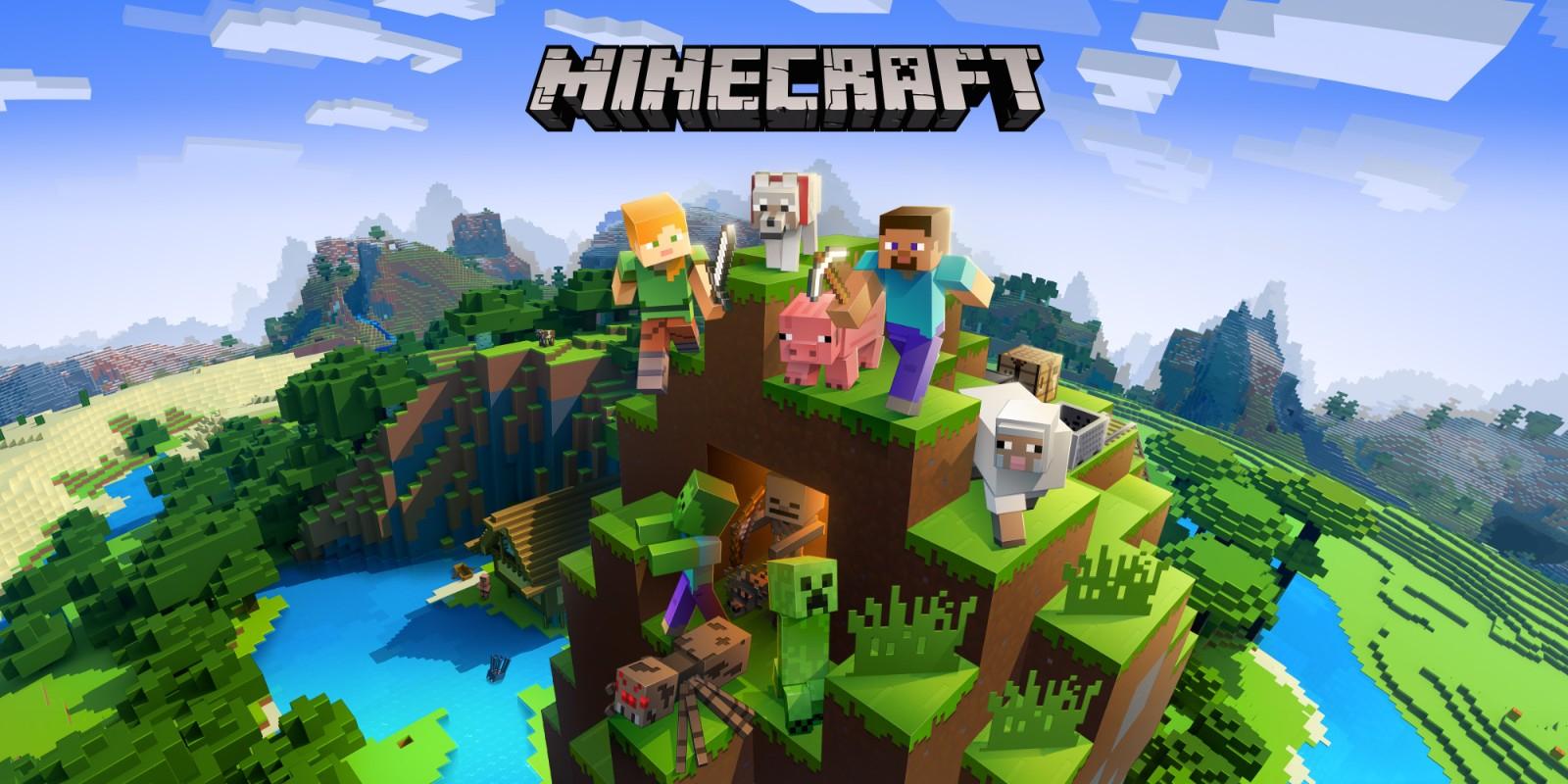 Sélection de Cadeaux offerts sur Minecraft (vêtements, customisations, etc...) - Dématérialisé