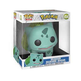 "Figurine Funko Pop Pokemon 10"" Bulbizarre"