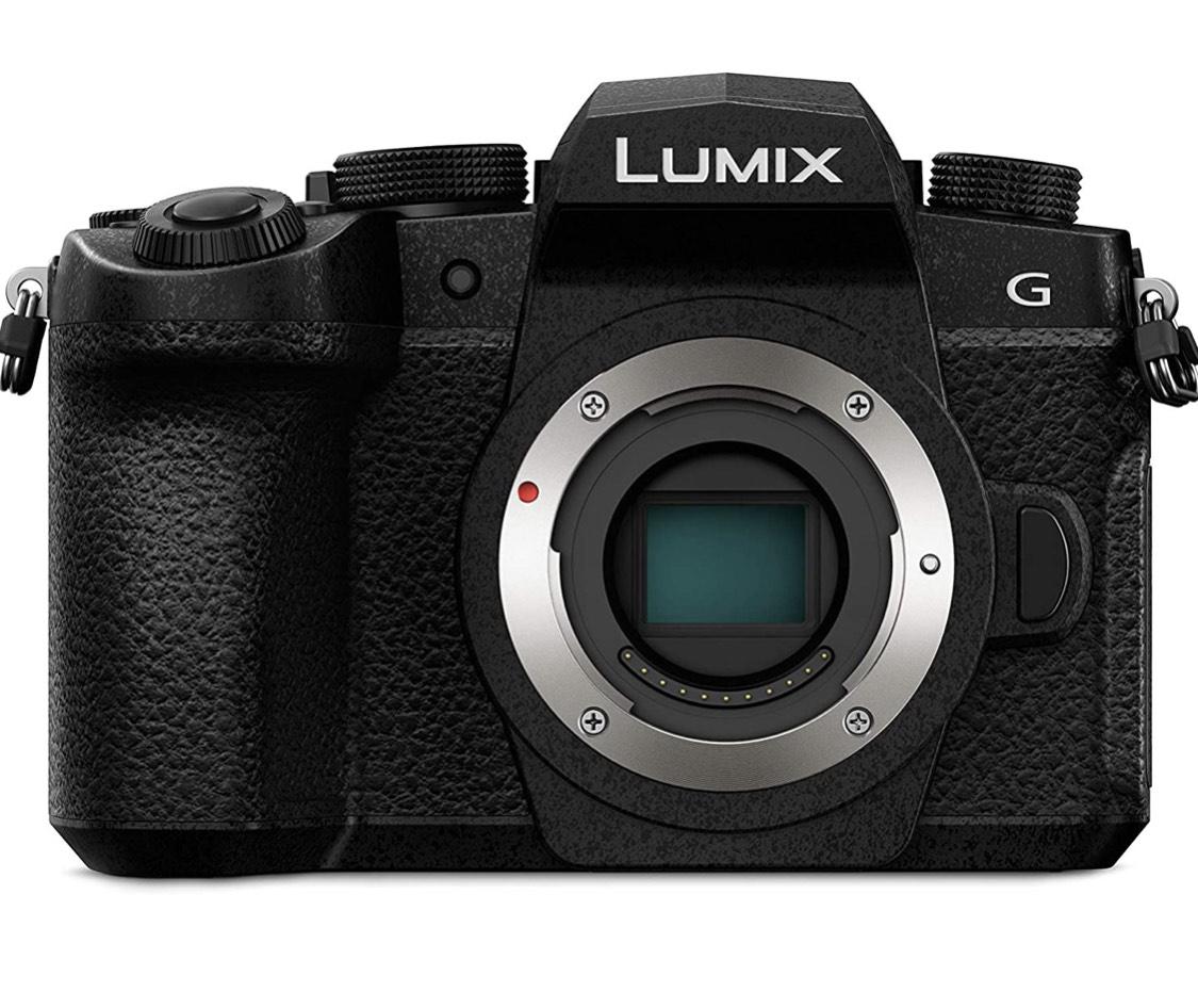Appareil photo numérique Panasonic Lumix DC-G91 (20.33 Mpix, Live MOS, écran OLED, boîtier nu)