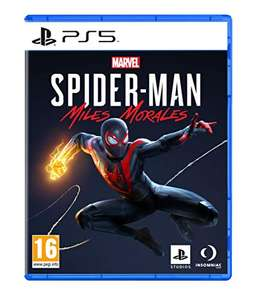 Spiderman Miles Morales PS5 (Anglais)