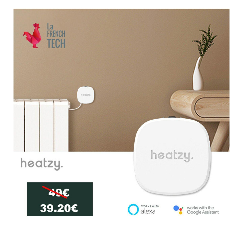 Programmateur connecté et intelligent filaire Heatzy Pilote (heatzy.com)