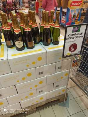 Champagne 75cl Didier Chopin - Coulommiers (77)