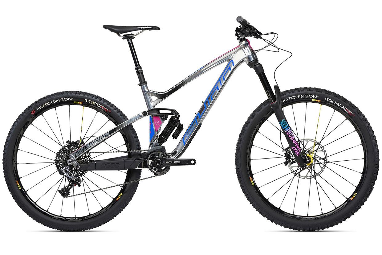 Vélo VTT KERN LT FINEST VTT Enduro SUNN - Taille S et L (sunn.fr)