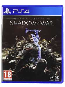 Jeu Middle-earth : Shadow of War sur PS4 (Import UK)