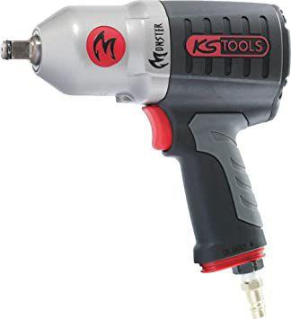"""Clé à chocs pneumatique KS Tools Monster (515.1210) - 1/2"""", 1650 Nm"""