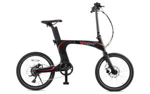 Velo électrique Ultimate Carbon (2020) - 378Wh (ovelo.fr)