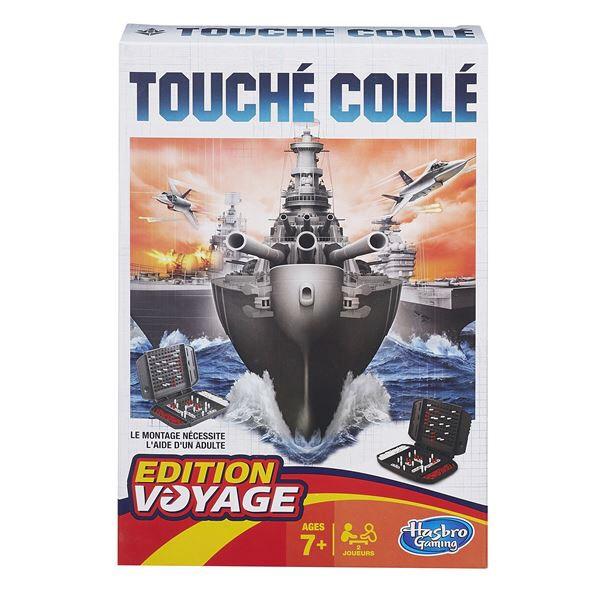 Jeu de société de voyage Touché Coulé (Retrait magasin)