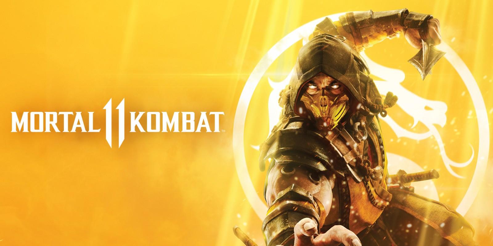 Mortal Kombat11 sur Nintendo Switch (Dématérialisé - Store US)