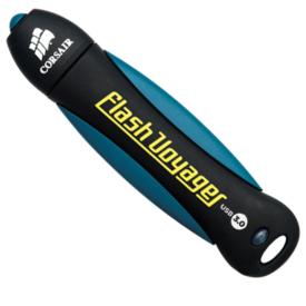 Clé USB 3.0 Corsair Flash Voyager 32 Go - Reconditionné