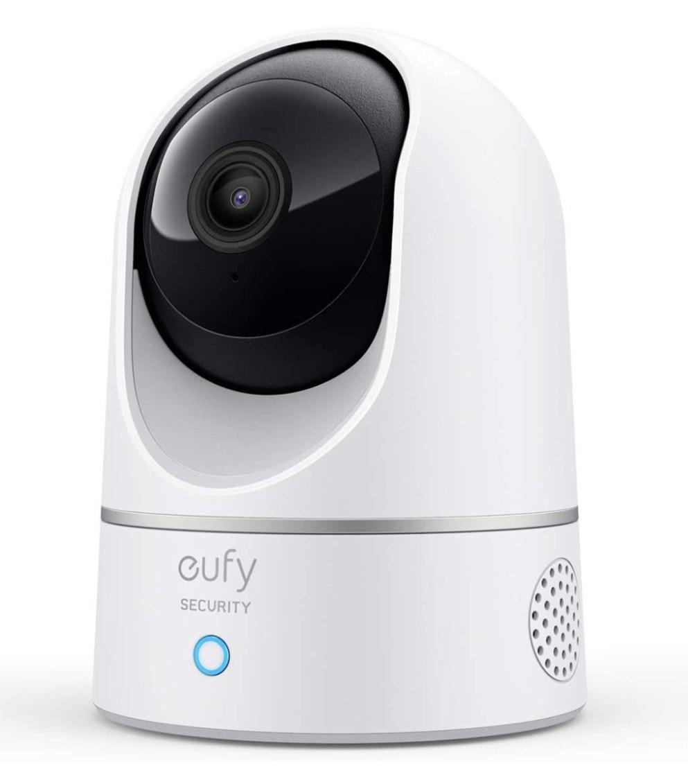 Caméra de surveillance Intérieure Eufy Security - 2K Pan and Tilt (Vendeur tiers)