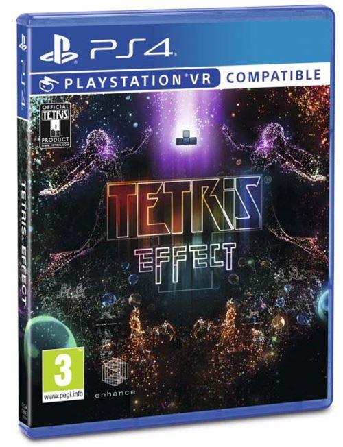 Tetris Effect VR sur PS4 et PS5