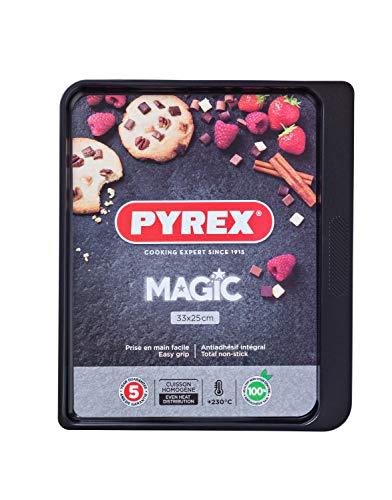 Plaque de Cuisson Pyrex Magic - 33 x 25 cm