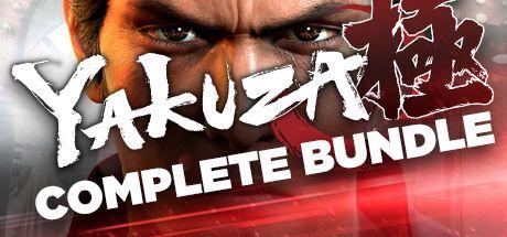 Yakuza Complete Bundle sur PC (Dématérialisé - Steam) (3 codes de réductions)