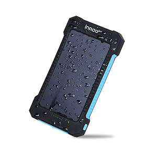 Batterie externe solaire Innoo Tech - 10000 mAh (Vendeur tiers)