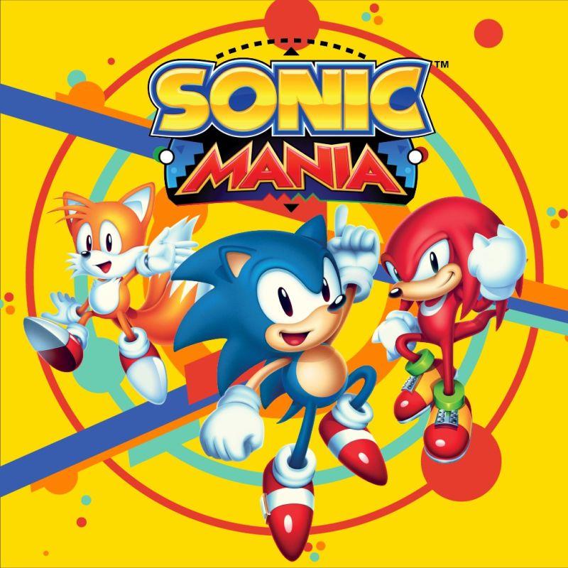 Sonic Mania sur PC (Dématérialisé - Steam)