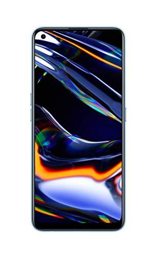 """Smartphone 6.4"""" Realme 7 Pro - Snapdragon 720G, 8 Go RAM, 128 Go, Bleu"""
