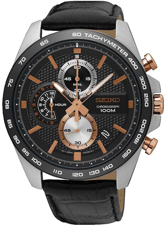 Montre Chronographe à Quartz Seiko SSB265P1