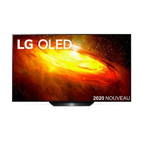 "TV 55"" LG OLED55BX6LA - 4K UHD, Smart TV, Noir (Frontaliers Suisse)"