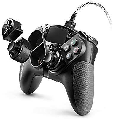 Manette filaire Thrustmaster ESwap Pro pour PS4/PC