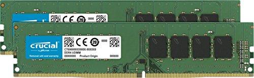 Kit de RAM Crucial DDR4-3200 CL22 - 32 Go (2x16 Go), 3200 MHz