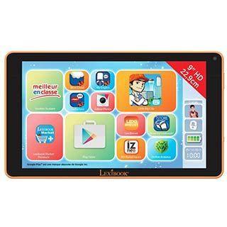 """Tablette éducative 9"""" Lexibook Fluo XL"""