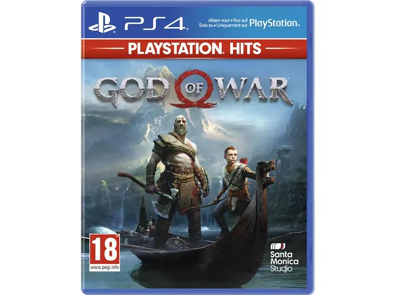 God Of War sur PS4 - Jeu FR/NL (Frontaliers Belgique)