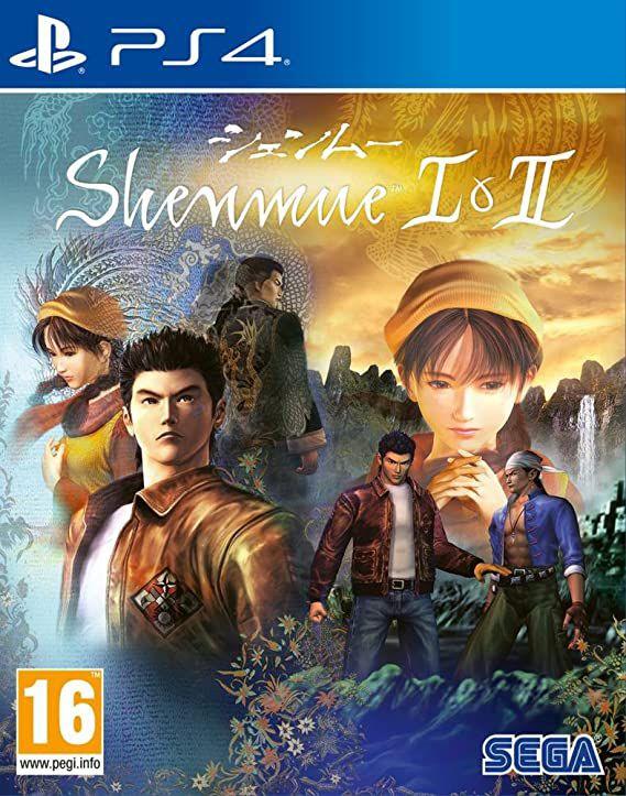 Shenmue 1 & 2 sur PS4 (Dématérialisé)