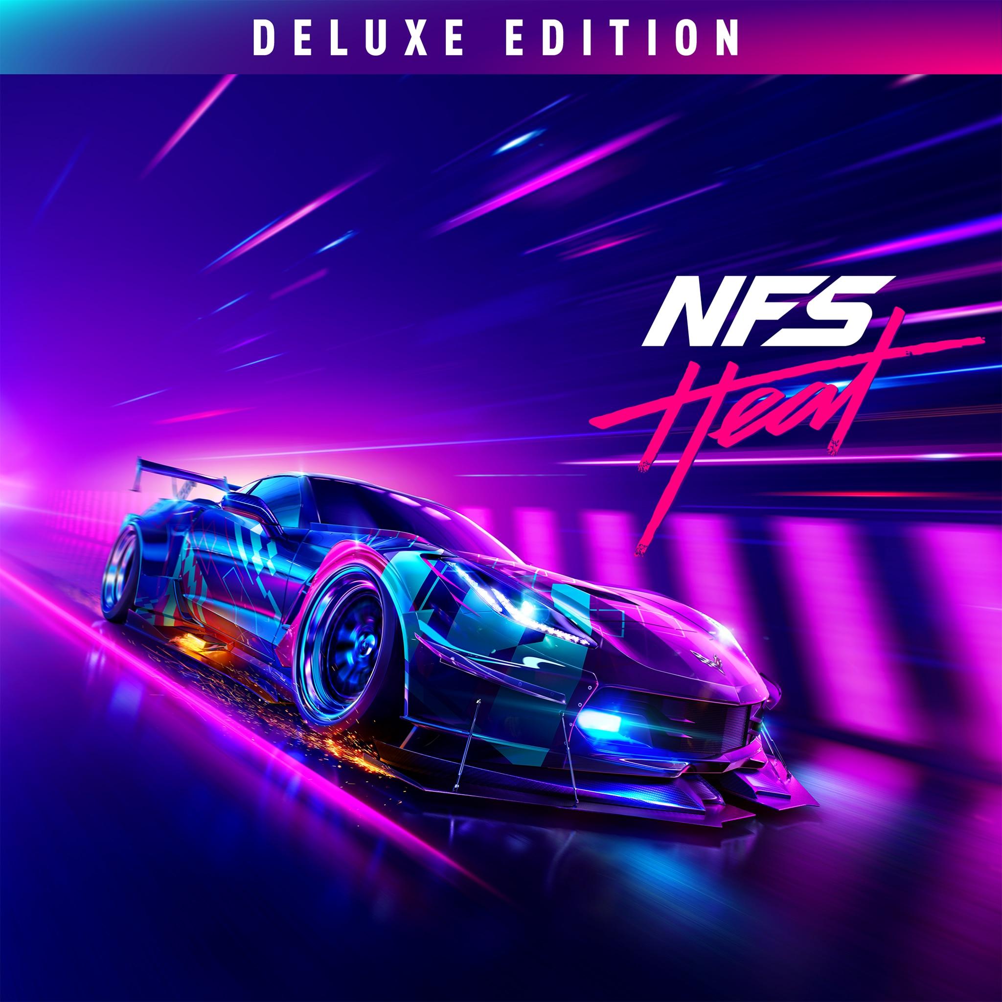 Need For Speed Heat - Édition Deluxe sur PC (dématérialisé)