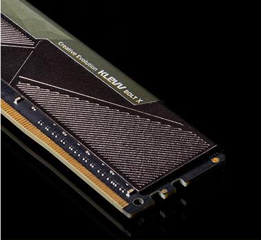 Kit de RAM Klevv Bolt X DDR4-3200 CL16 - 32 Go (2x16)