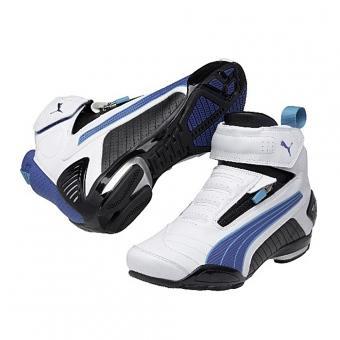 Sélection de chaussures moto Puma en promo - Ex : demi-bottes Puma 250  Vented