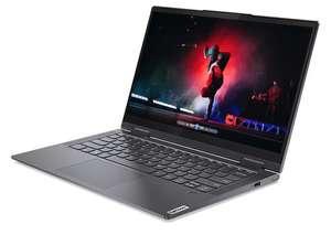 """[Etudiants] PC Portable 14"""" Lenovo Yoga 7i (2-en-1) - Full HD IPS, i7-1165G7, RAM 16 Go, SSD 256 Go"""