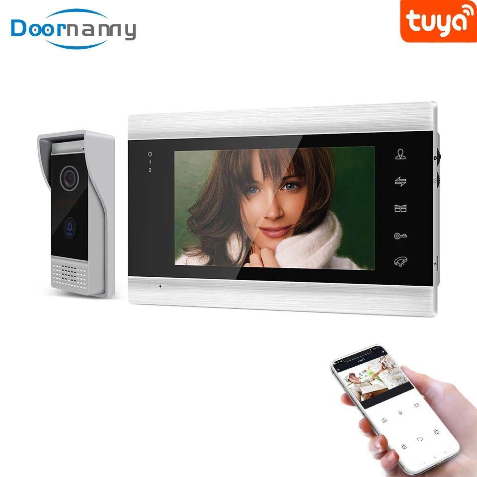 Visiophone / Interphone Connecté Tuya Smart Life - 720P / WIFI