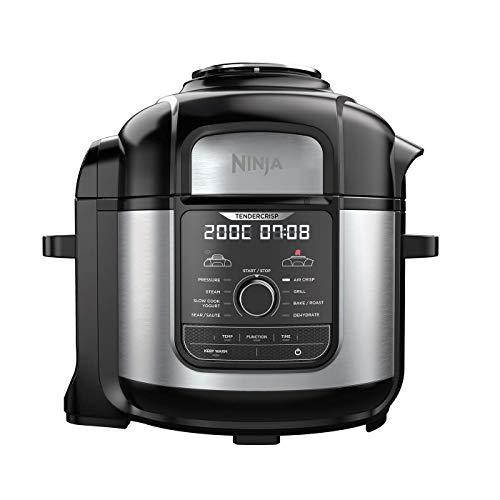 Autocuiseur 9-en-1 Ninja Foodi Max OP500EU - 7,5L, 1 760 W, Noir