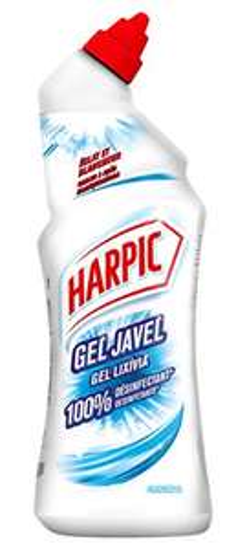 Harpic Gel WC Javel Eclat et Blancheur - 750 ml (Via Abonnement)